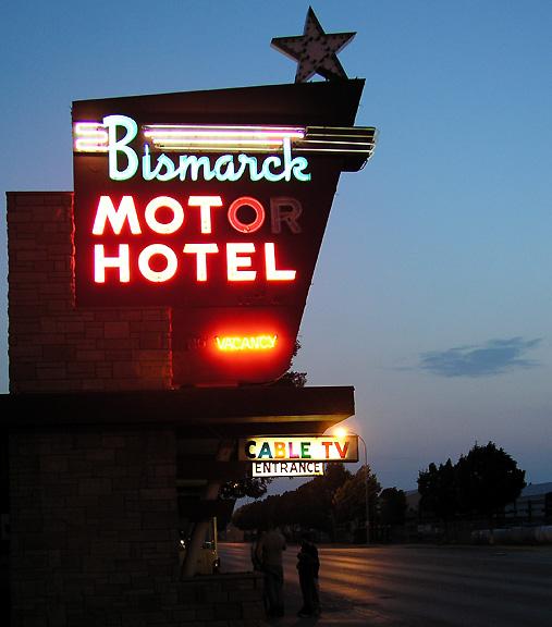 Sunset Motel West Fargo