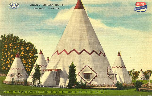 Motel Americana Postcards
