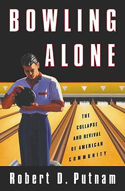 putnams bowling alone thesis