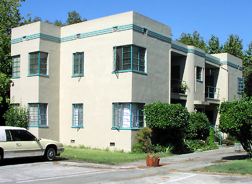 Jackson Place Apartments San Jose
