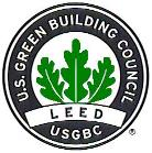 Logo Leed: U.S. Green Building Council