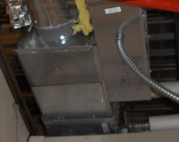 Variable Air Volume Box Equipment