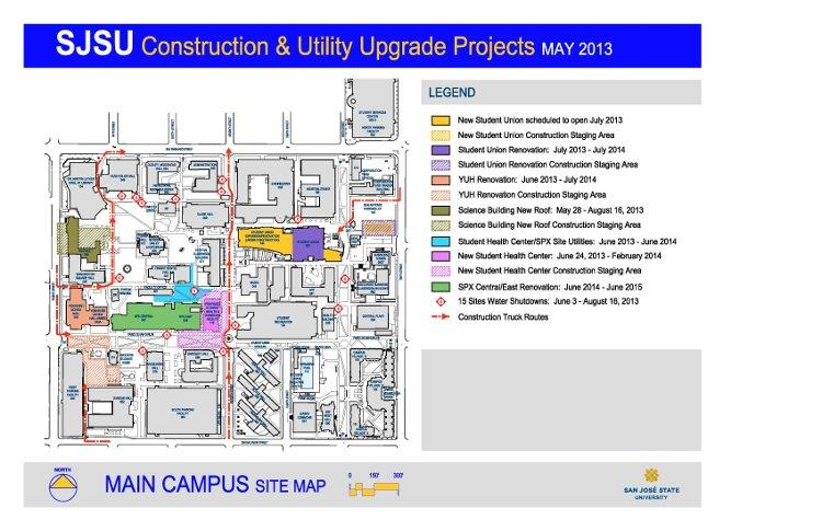 Active Construction Map 2010