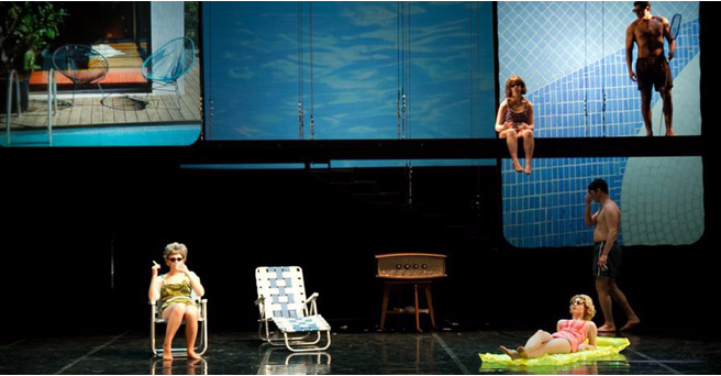 SCENERY AND LIGHTING DESIGN