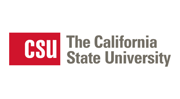 CSU California State University Logo
