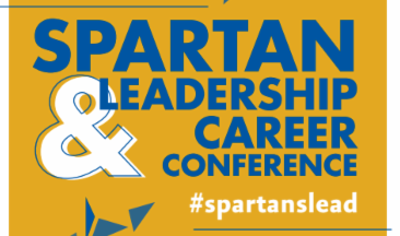 Spartan Leadership & Career Conference logo