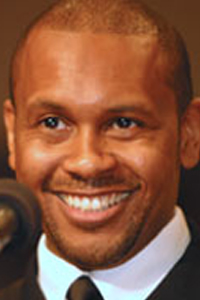 Portrait of Kevin Powell