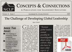 The Challenge of Developing Global Leadership