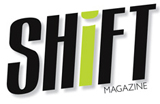 Shift Magazine Logo