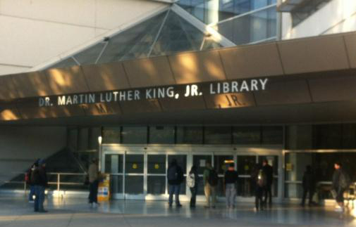 Dr. Martin Luther King, Jr. Library