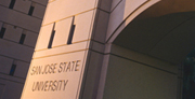 Picture of San Jose State University's Sign