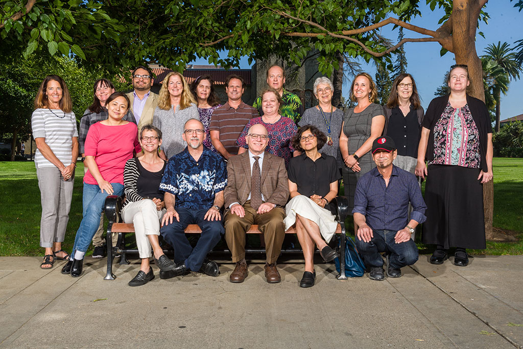 History Faculty, Fall 2019