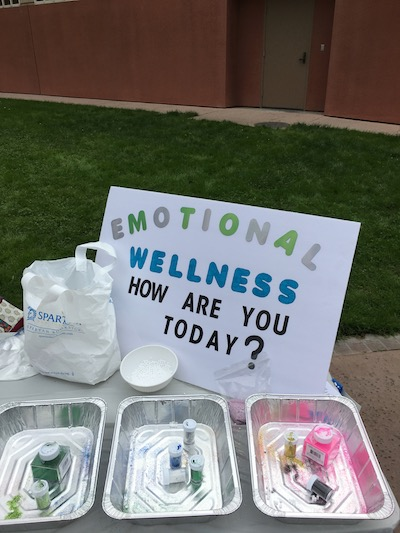 5 Ways to Play Event during CASA Health and Wellness Week