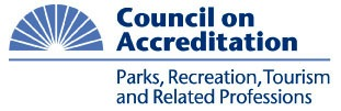 COUNCIL ON ACCREDITATION PARKS, RECREATION, TOURISM AND RELATED PROFESSIONS