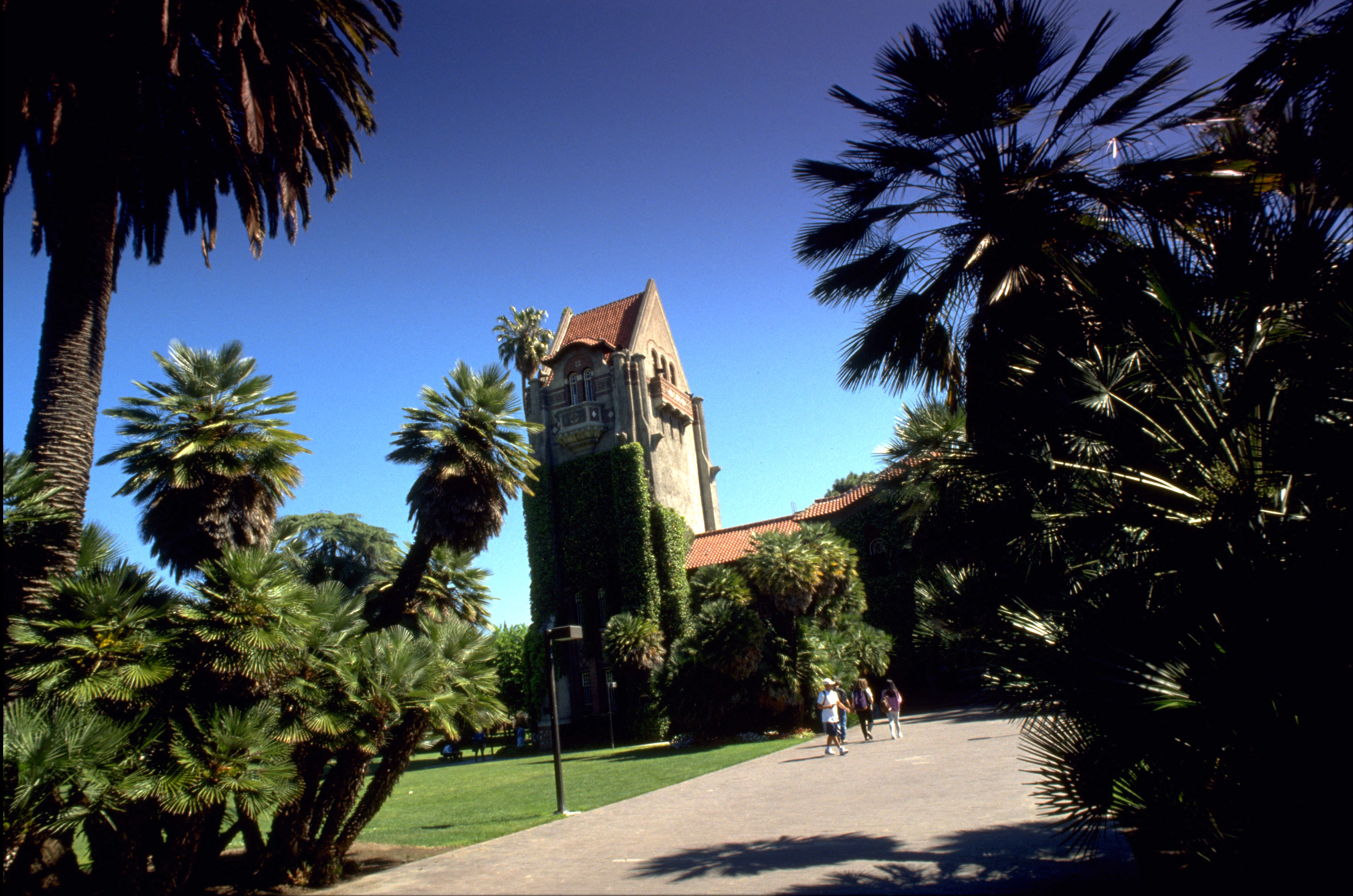 SJSU Tower Hall