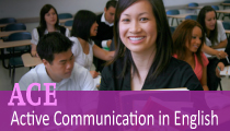 ACE: Active Communication in English