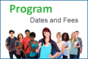 Program Dates and Fees