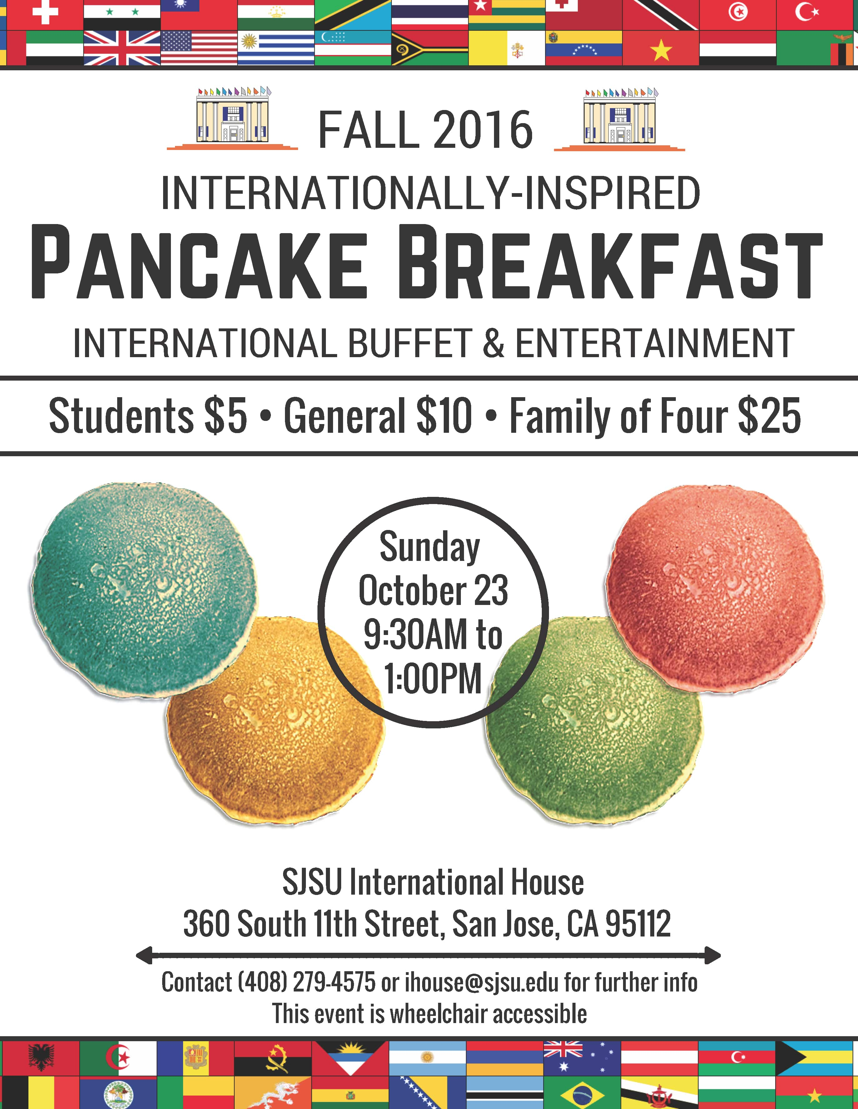 Pancake breakfast 1026