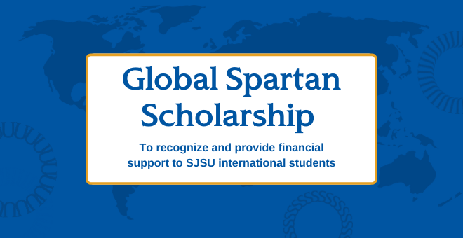 Global Spartan Scholarship