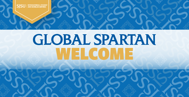 Global Spartan Welcome