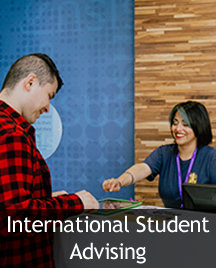 International Student Advising