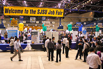 Job Fair Photo