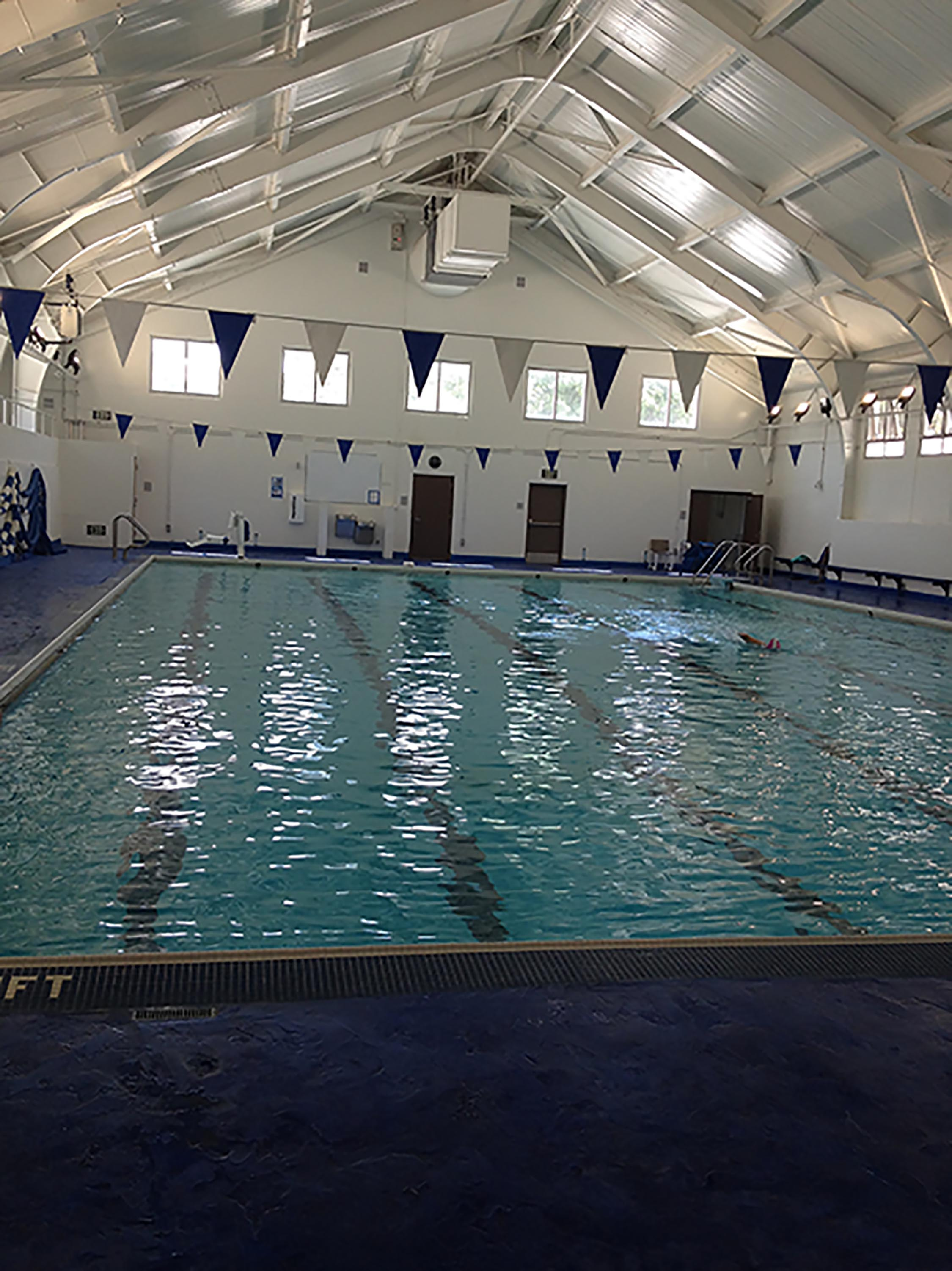 Spartan youth summer camp department of kinesiology - San jose state university swimming pool ...