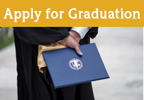 Apply for Graduation Button