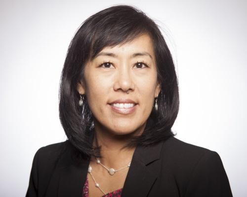 Headshot of Caroline Chen