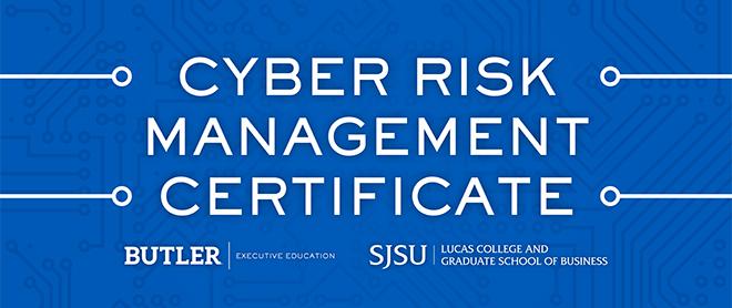 Cyber Risk Certificate