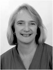 Headshot of Kimberley Peterson