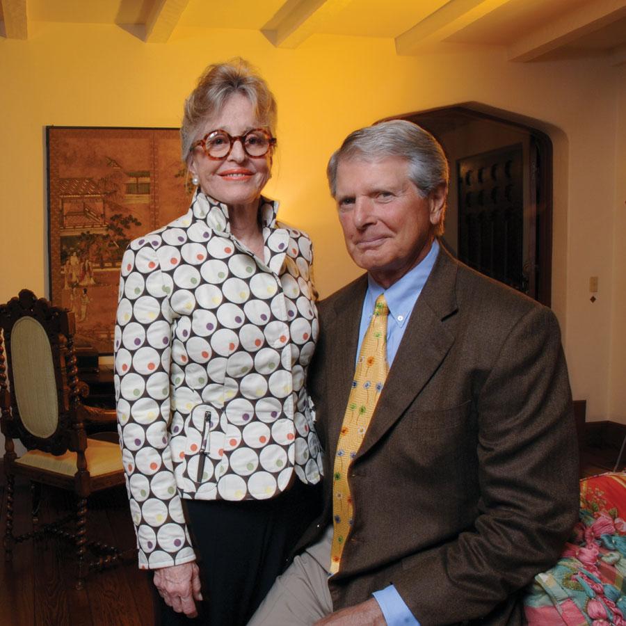 Donald and Sally Lucas