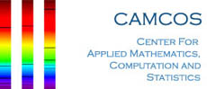 CAMCOS: Center for Applied Mathematics, Computation and Statistics