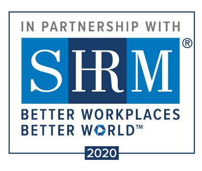 SHRM Partnership 2020Logo