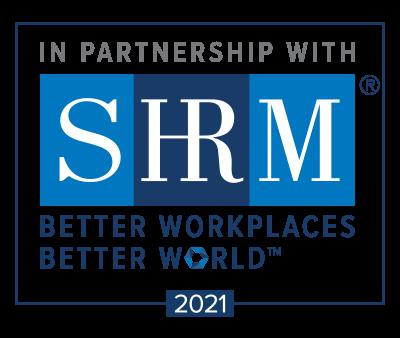 SHRM Partnership 2021Logo