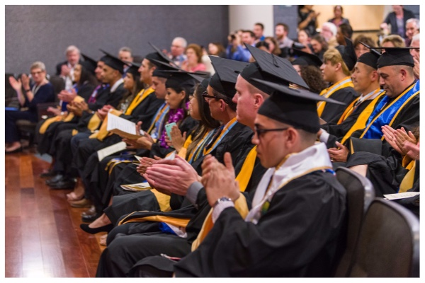 Spring 2018 MPA Convocation
