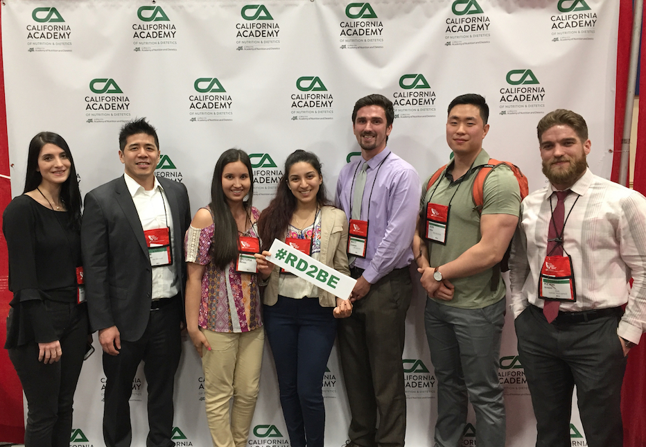 students at CAND 2017