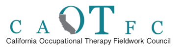 CA OT Fieldwork Council logo