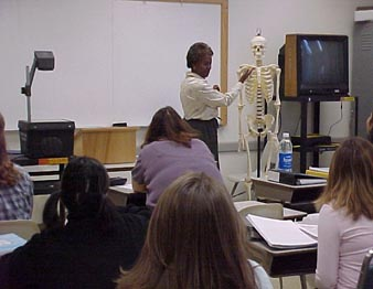Kinesiology class in occupationaltherapy