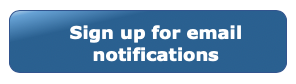 photo of email sign up button