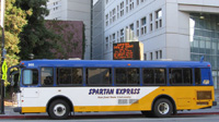 Spartan Express Shuttle Bus