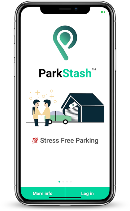 ParkStash Stress Free Parking