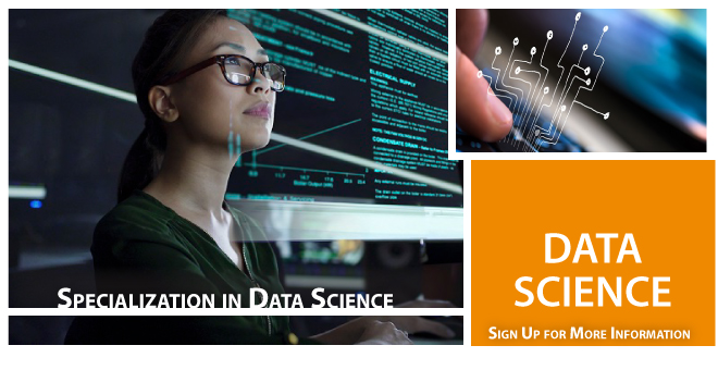 Software Engineering, Specialization in Data Science (MS)