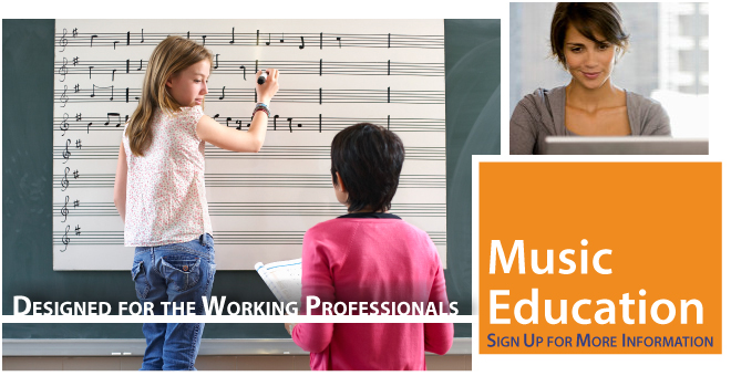 Summer Master's Program in Music Education