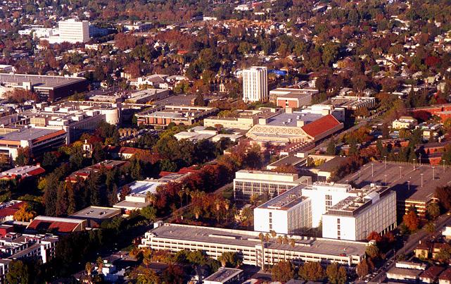 SJSU campus