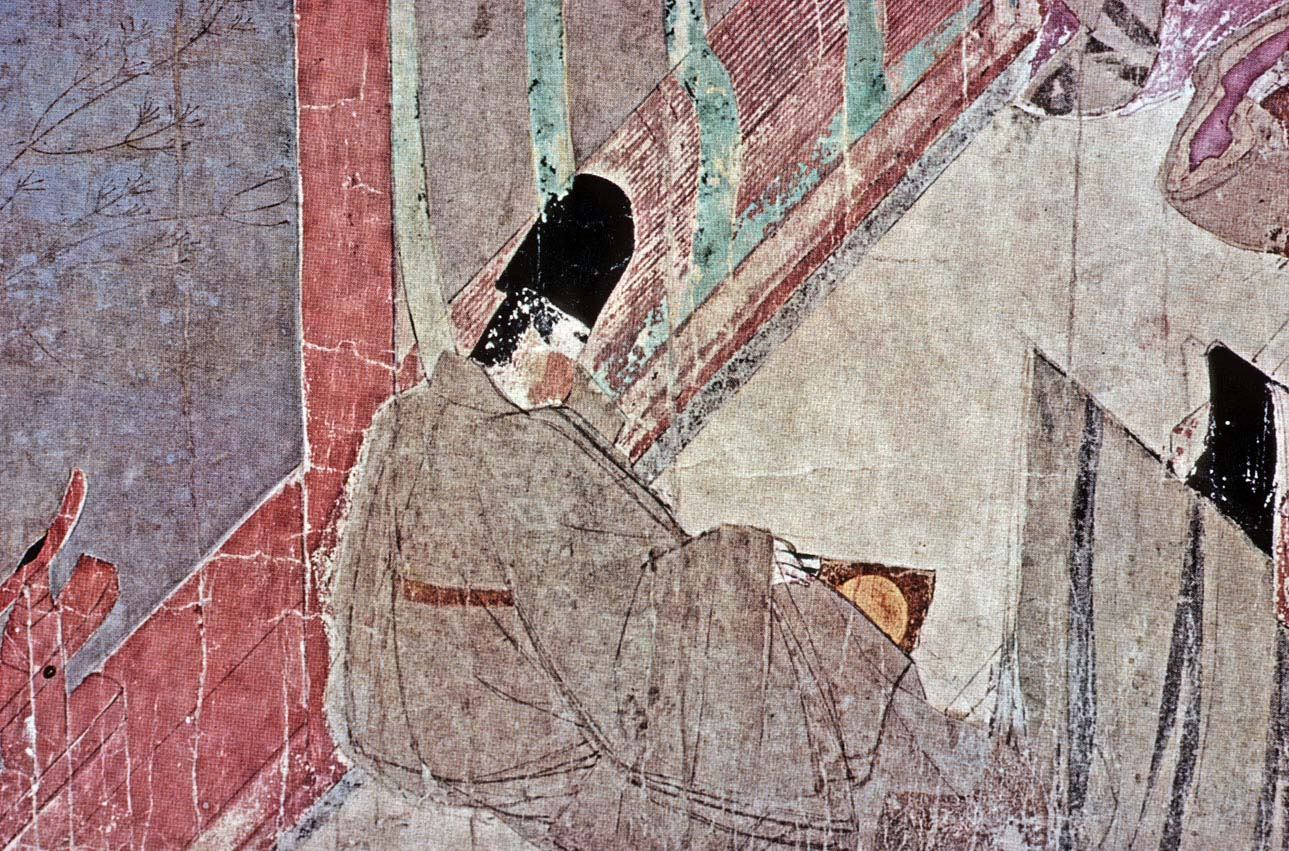 Tale of Genji, Late Heian Period