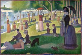 Sunday Afternoon on the Island of the Grand-Jatte by Georges Seurat