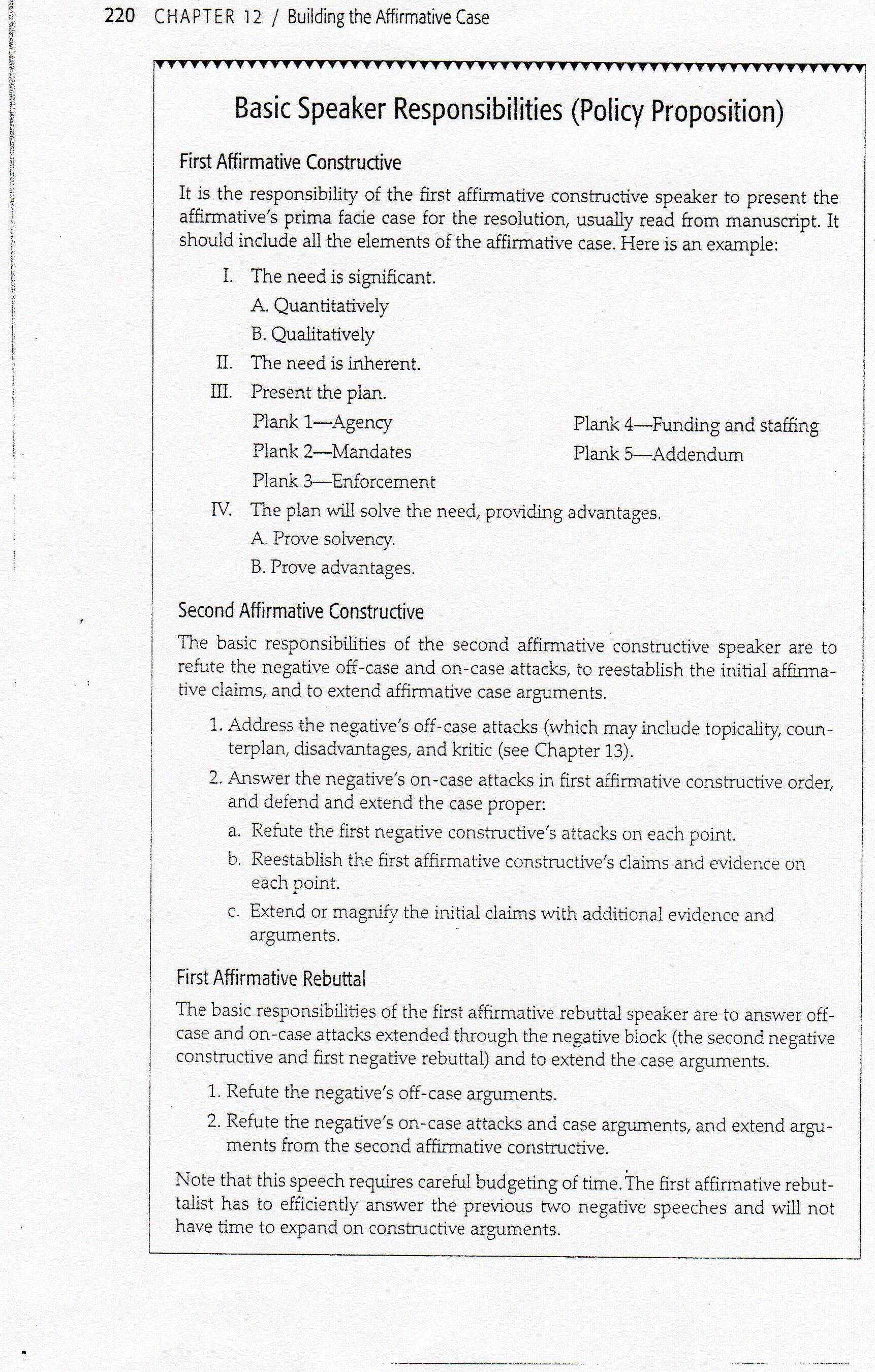 comm argumentation and advocacy people san jose state   government speakers responsibilities sample jpg