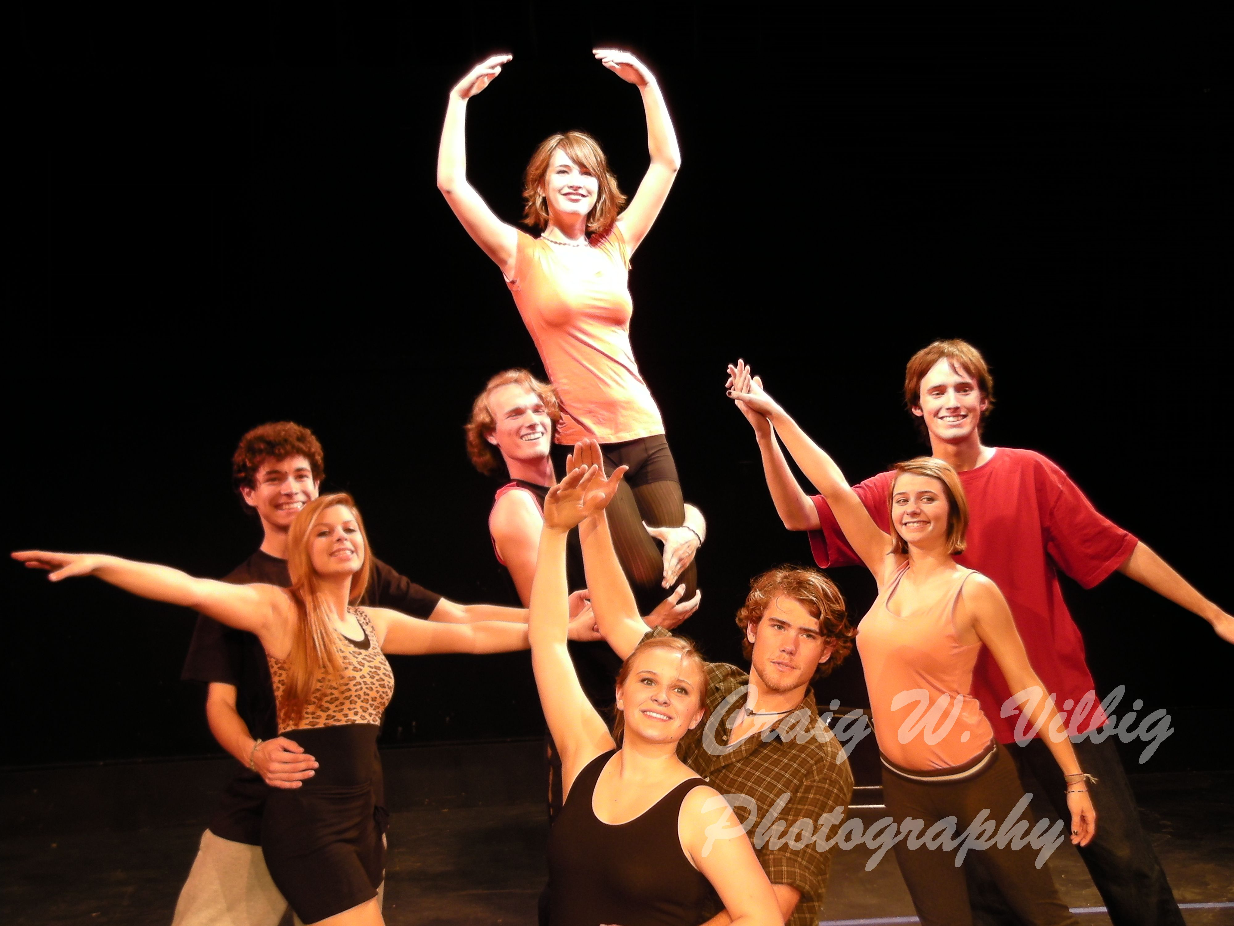 A Chorus Line--SLV High School