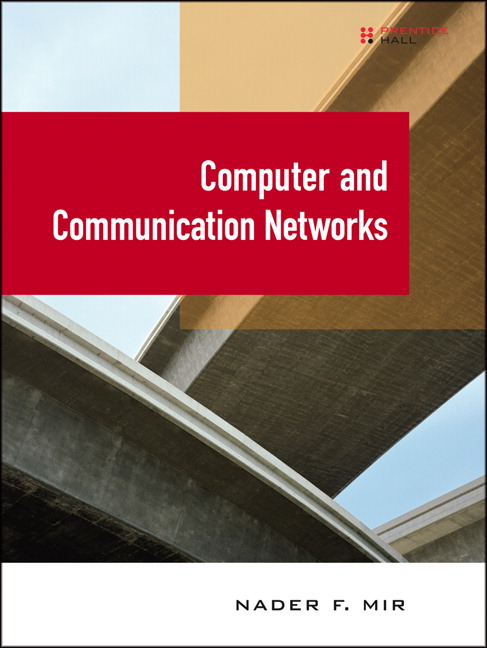 Computer and Communication Networks, 2/E